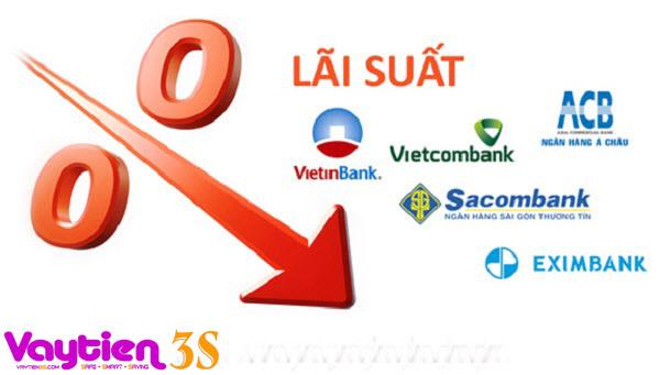 lãi suất cho vay ngân hàng nào thấp nhất