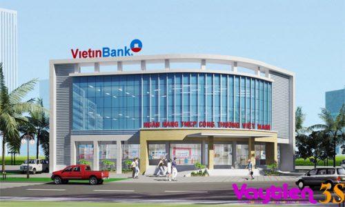 Vay thế chấp Vietinbank, tới 80% tài sản thế chấp, toàn quốc