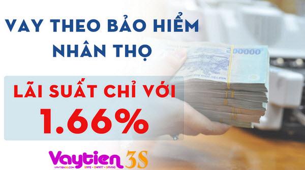 Vay tiền theo sổ bảo hiểm nhân thọ lãi có cao không? - Vaytien3s.com