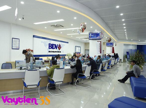 Các điểm giao dịch BIDV LÀM VIỆC THỨ 7 tại Hà Nội