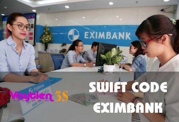 SWIFT Code Eximbank, mã ngân hàng Eximbank, BIC Code Eximbank