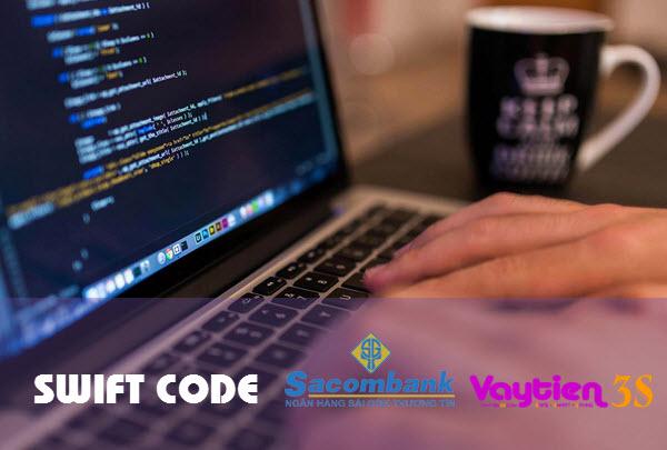 SWIFT Code Sacombank, BIC Code, mã ngân hàng Sacombank