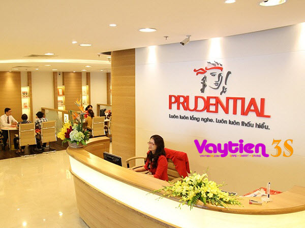 Vay theo thẻ tín dụng Prudential