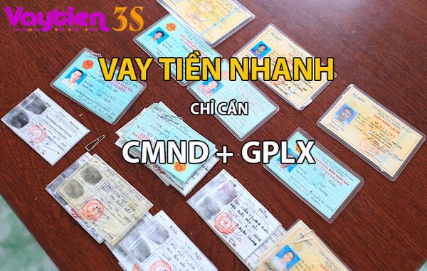 Vay tiền bằng CMND và bằng lái xe tại Hà Nội