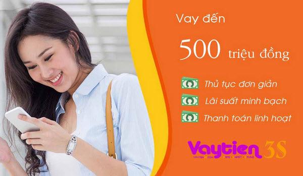 Vay tiền bằng CMT và hộ khẩu tại Nghệ An - VayTien3S