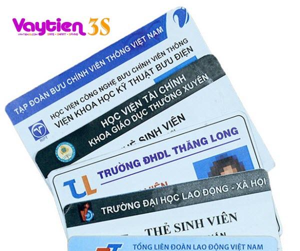Vay tiền bằng thẻ sinh viên ở Hà Nội