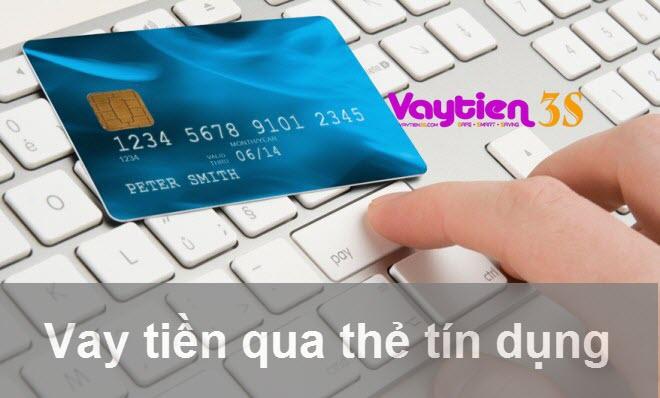 Vay tiền theo thẻ tín dụng