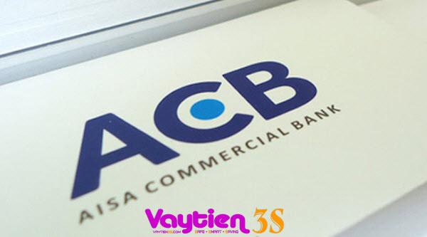 Vay tín chấp ngân hàng ACB
