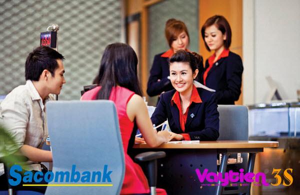 Vay tín chấp Sacombank, lãi suất từ 0,8%/tháng, khoản vay 500 triệu đồng