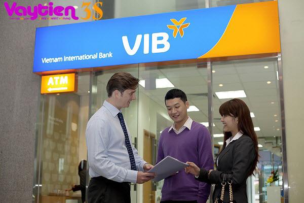 Vay tín chấp theo lương VIB