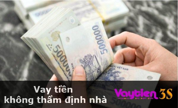 Vay tiền không thẩm định nhà