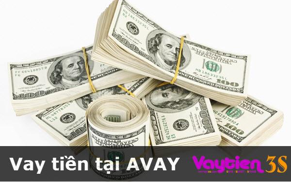 Vay tiền tại Avay