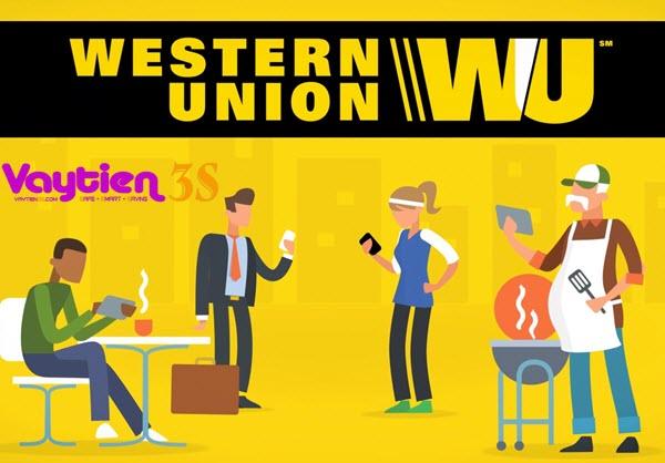 Chuyển và nhận thông qua Western Union, Money Gram...