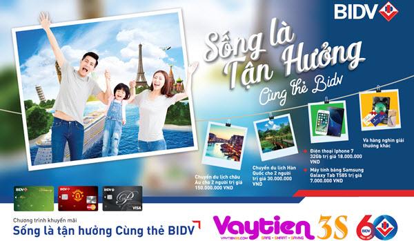 Hướng dẫn làm thẻ ATM BIDV, mở thẻ rút tiền BIDV, thẻ nội địa BIDV