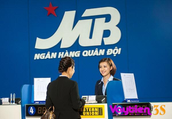 Vay tiền Ngân hàng MB Bank, KHOẢN VAY LỚN, thời hạn dài