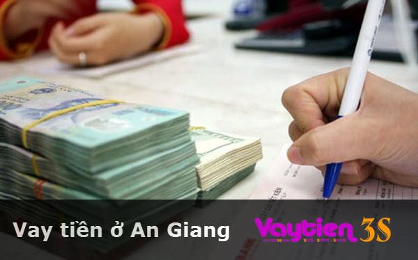 Vay tiền ở An Giang