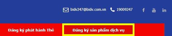 Vay tiền Online ngân hàng BIDV