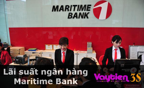 Lãi suất ngân hàng Maritime Bank, ĐẦY ĐỦ lãi suất tiền gửi và lãi suất vay