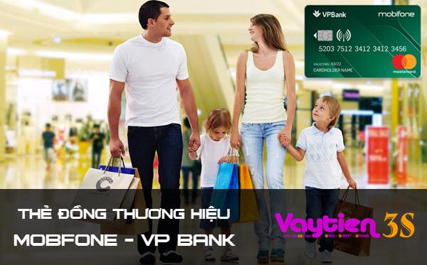 Có mấy loại thẻ đồng thương hiệu Mobifone - VP Bank?