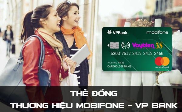 Cách đăng ký mở thẻ đồng thương hiệu Mobifone-VP Bank