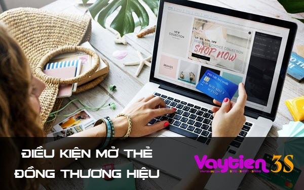 Điều kiện mở thẻ đồng thương hiệu Mobifone – VP Bank