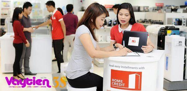 Vay tiêu dùng cá nhân Home Credit - vayvontinchap.com