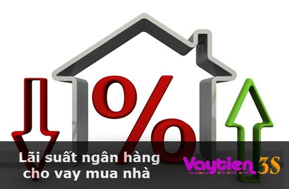 Lãi suất ngân hàng cho vay mua nhà, CẬP NHẬT số liệu cụ thể nhất