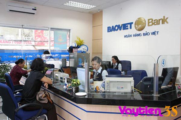 Vay theo giấy phép kinh doanh ngân hàng Bảo Việt
