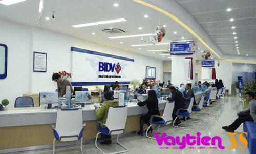Vay tiền thế chấp BIDV, Ngân hàng đầu tư và phát triển Việt Nam