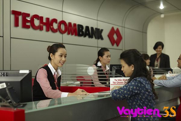 Vay tiền ngân hàng không cần thế chấp Techcombank
