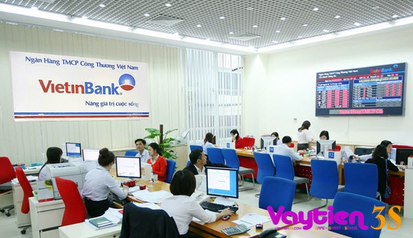 Vay tiền ngân hàng Vietinbank