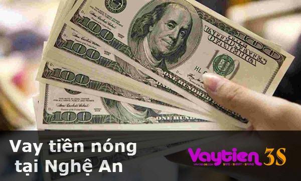 Vay tiền nóng tại Nghệ An