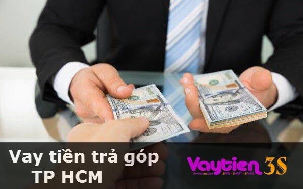 Vay tiền trả góp TP HCM