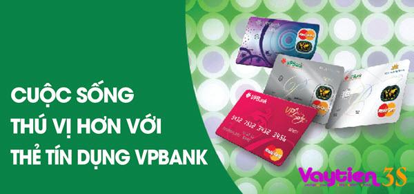 Cách mở thẻ tín dụng VPBank