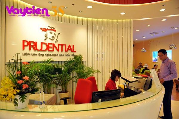 Điều kiện vay tiền Prudential