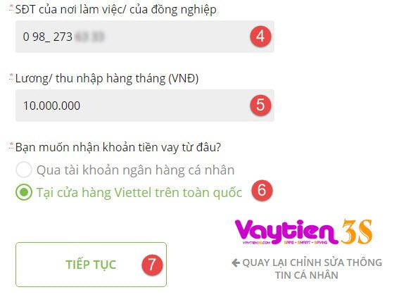 Cách vay tiền tại Doctor Đồng