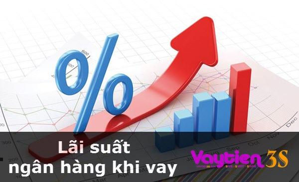 Lãi suất ngân hàng khi vay