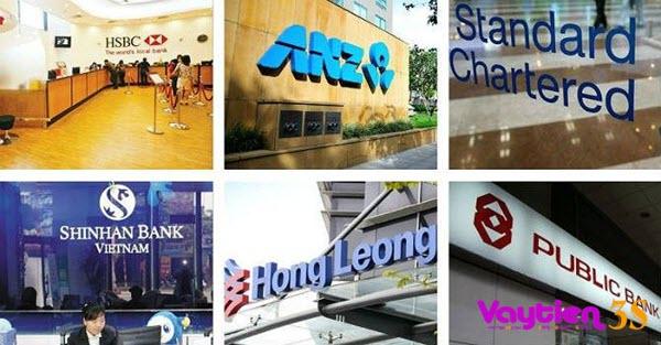 Ngân hàng nước ngoài tốt nhất tại Việt Nam