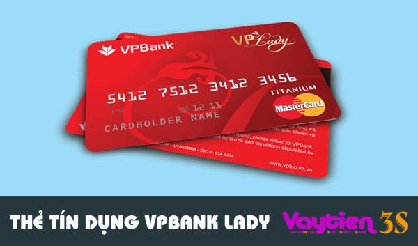 Thẻ tín dụng VPBank Lady