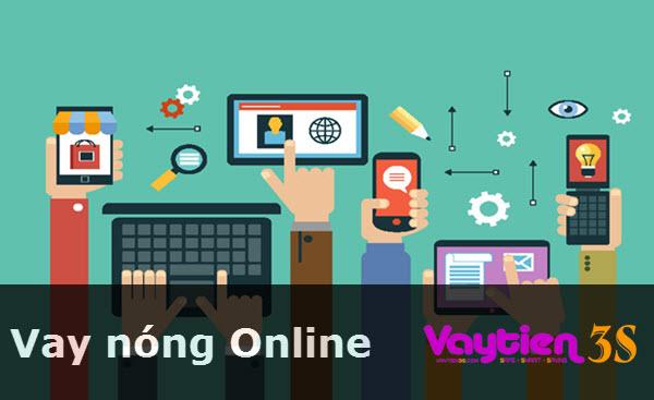 Vay tiền Online không cần gặp mặt, NHANH CHÓNG, tiện lợi nhất