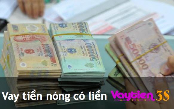 Vay tiền nóng có liền - chưa bao giờ vay tiền lại dễ như thế
