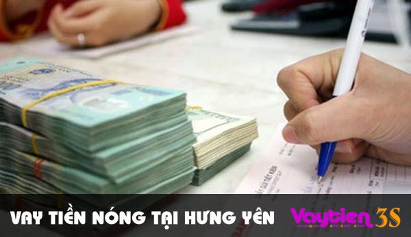 Vay tiền nóng tại Hưng Yên