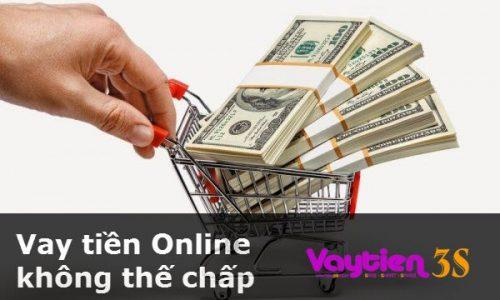 Vay tiền Online không thế chấp, DỄ DÀNG nhất, thuận tiện nhất
