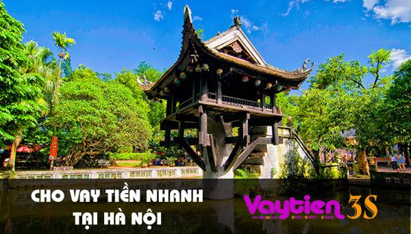 Cho vay tiền nhanh tại Hà Nội, giải ngân sau 30 phút duyệt vay