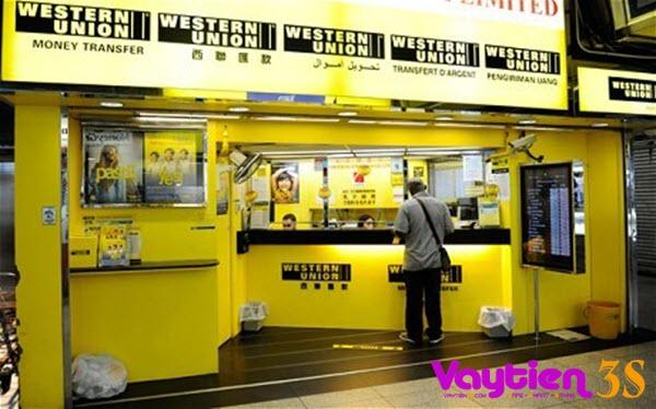 Chuyển tiền qua Western Union