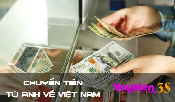 Chuyển tiền từ Anh về Việt Nam - những cách phổ biến nhất