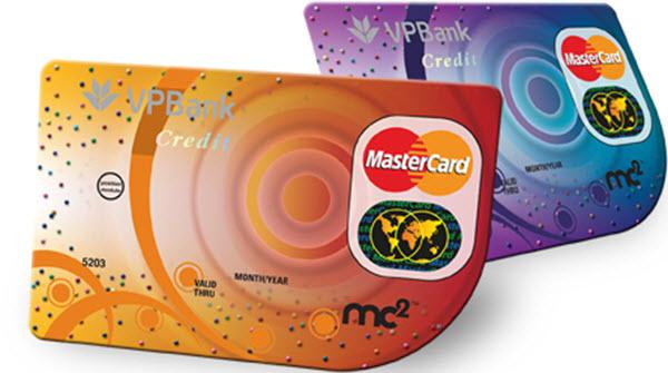 Thẻ tín dụng Mastercard MC2