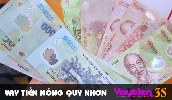 Vay tiền nóng Quy Nhơn