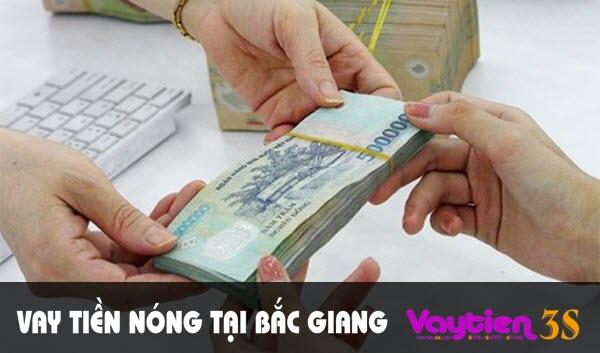 Vay tiền nóng tại Bắc Giang