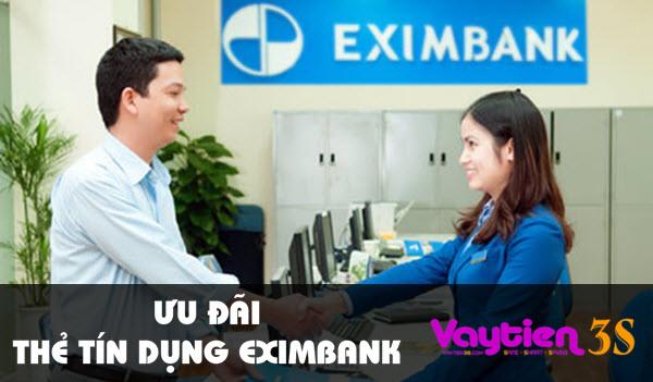 Ưu đãi thẻ tín dụng Eximbank – tiện ích vượt trội, hấp dẫn không ngờ